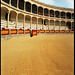 Bullfighting Arena in Ronda - Spain