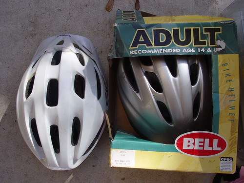 Two Adult Bike Helmets - $20 for both