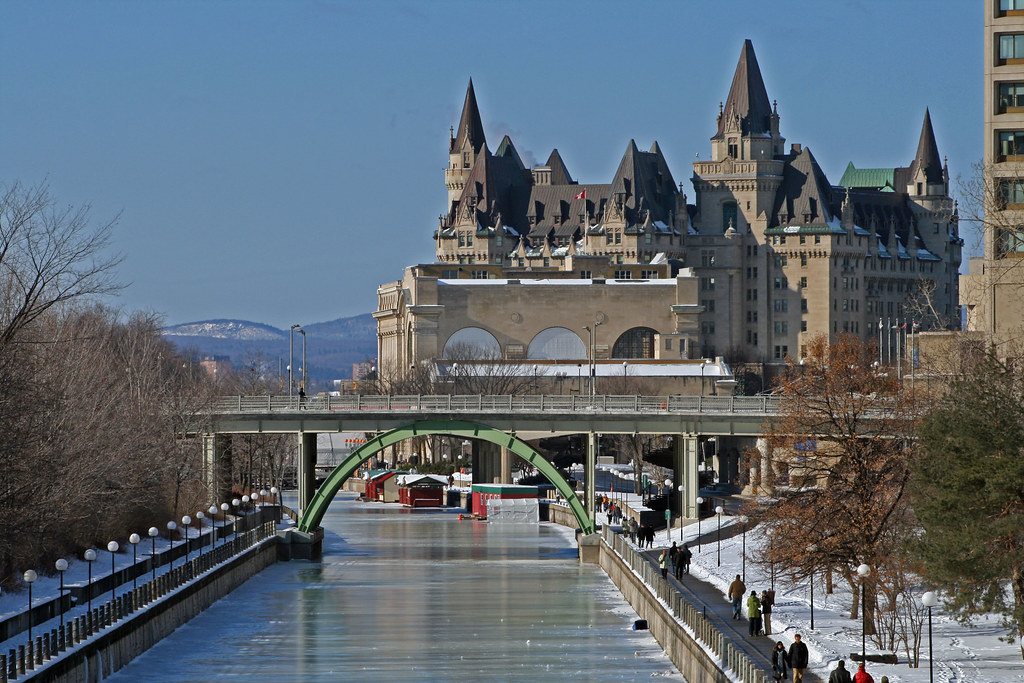 ottawa bound the rideau canal sudobucks. Black Bedroom Furniture Sets. Home Design Ideas