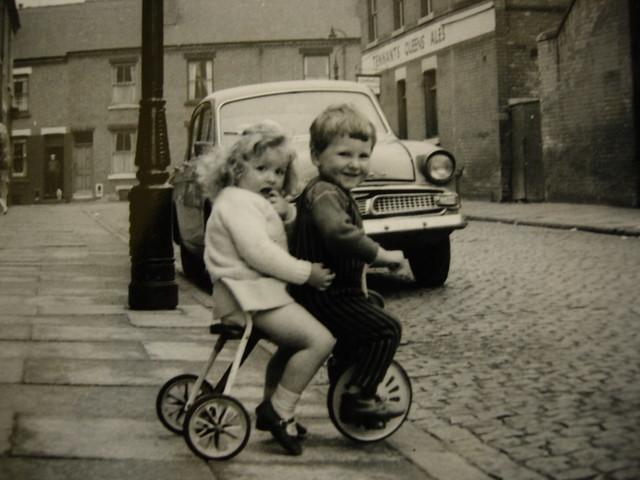 Live to ride ride to live Brixton Road Radford Nottingham