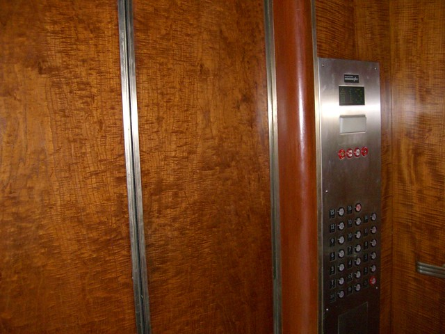 Esperson elevator inside by request believe it or not for Indoor elevator