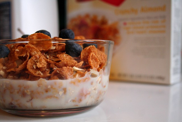 cereal spectrophotometric determination