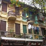 Hanoi Building - Hanoi, Vietnam