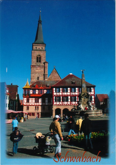 Schwabach, Germany | Flickr - Photo Sharing!