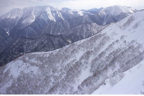 mountain snow ski japan geotagged nikon hokkaido telemark geo:lat=434524958 geo:lon=1430368544