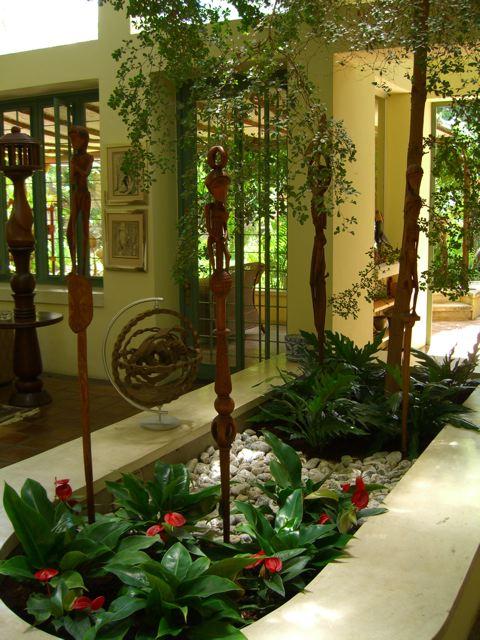 Jard n ex tica - Jardin japones interior ...
