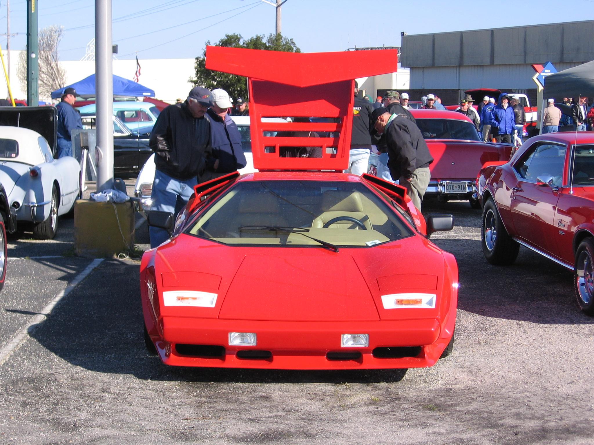 1971 Lamborghini Countach Prototype Boldride.com - Pictures ...