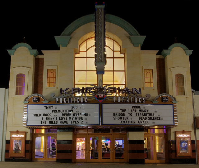 Krikorian Theatre Monrovia Ca If Only They 39 D Leave The Flickr Photo Sharing