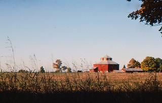 Octagonal Barn