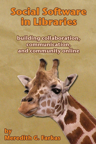 Social Software in Libraries Book Cover