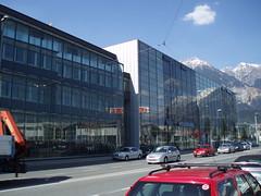 Business Center Atrium