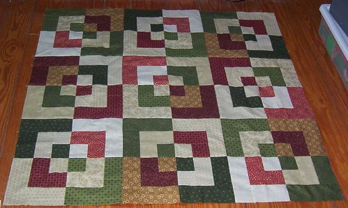 Small quilt, BFoB3