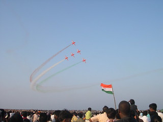 Air Show, Chennai on 22042007