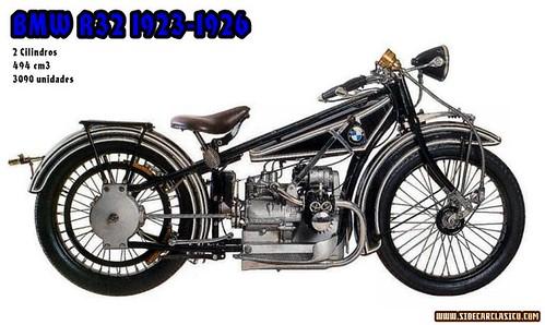 1923 BMW R-32