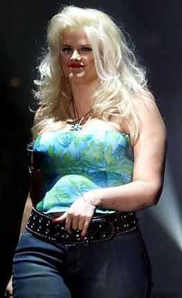 Anna Nicole Smith Fat 89