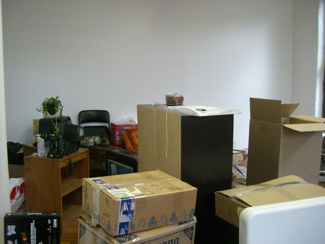 unpacking from Flickr via Wylio