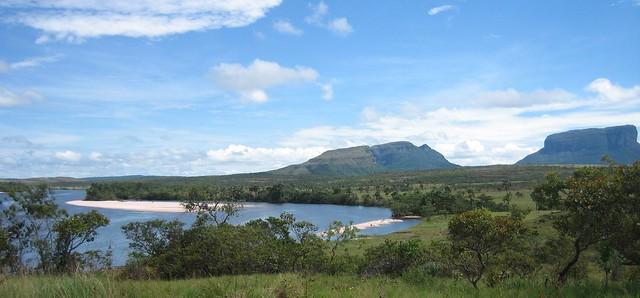 Tepui landscape