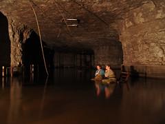 Underground Wading