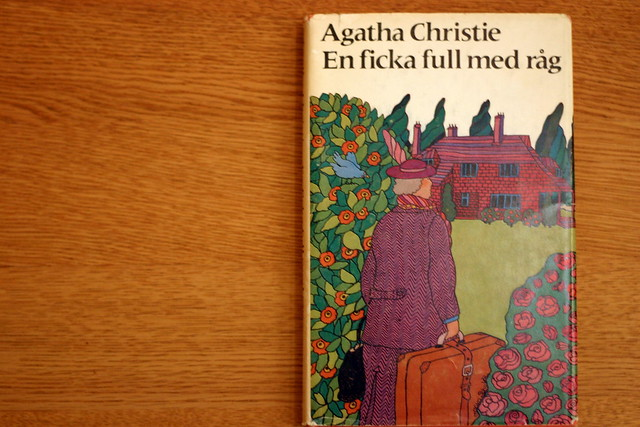 Header of Agatha Christie