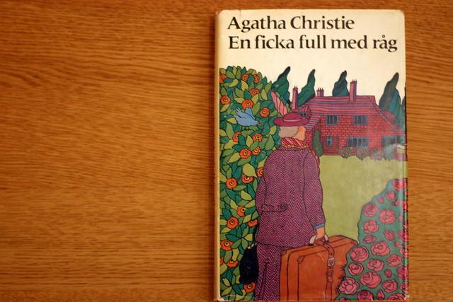 Header of Agatha Christie