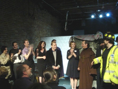 Vaclav Havel's Curtain Call  11/17/06