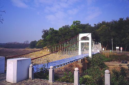 S279澄清湖富國島吊橋