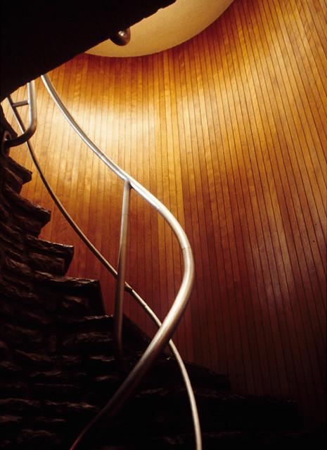 Evens Residence -- stair