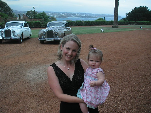 keira's first wedding!