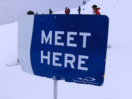 Whistler meet here photo
