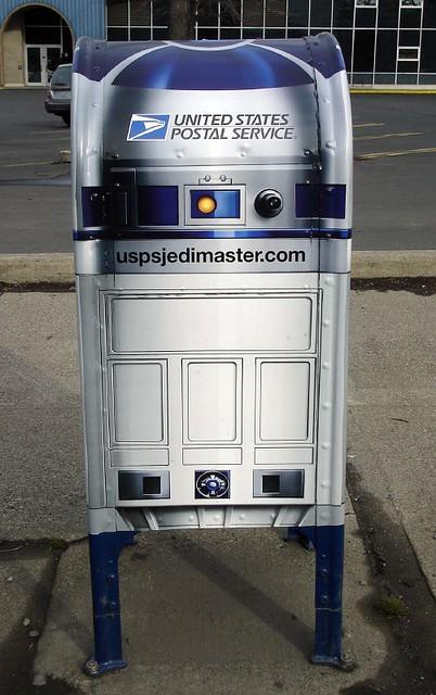R2d2 Back R2D2 back | Flickr - P...