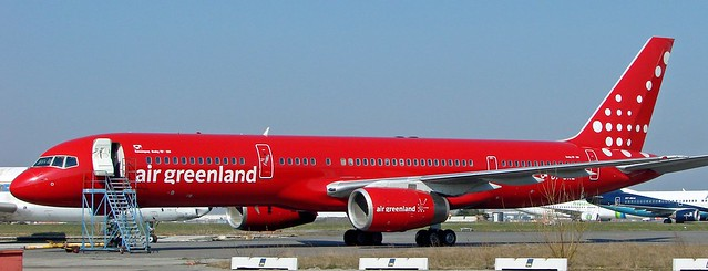 Flickriver: Most interesting photos from Airlines: Air Greenland [GL/GRL] pool