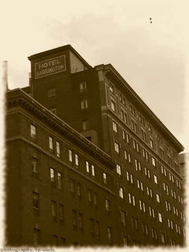 Hotel Harrington: Washington, DC