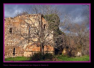 Monasterio abandonado