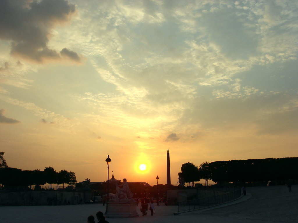 Sunset Paris #3