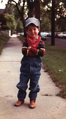 Me on Gilpin Street   Denver, 1980 something