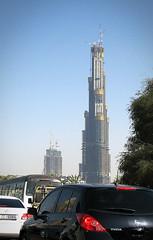 Burj Dubai Apr 2007