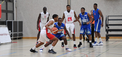 BC Winterthur VS Fribourg Olympic 10.12.2016 2