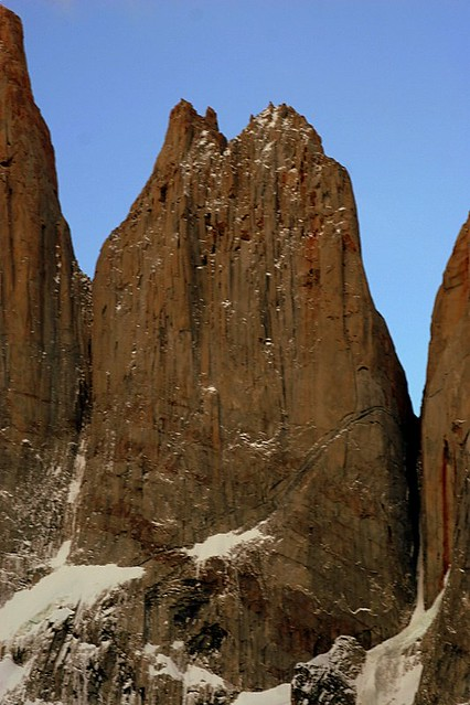 The Northen Tower of Paine or The Agostini Tower