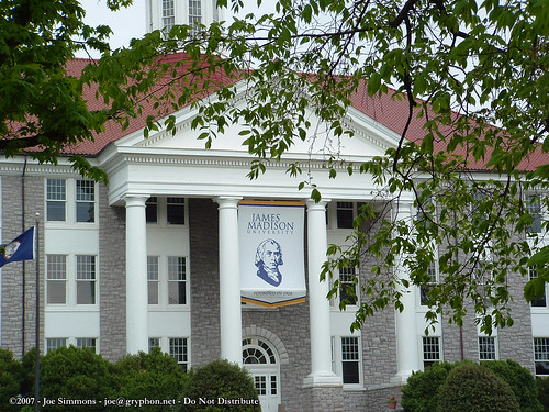 James Madison University, Wilson Hall (2005)