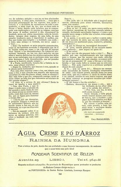 Ilustração Portugueza, 8 December, 1923 - 9