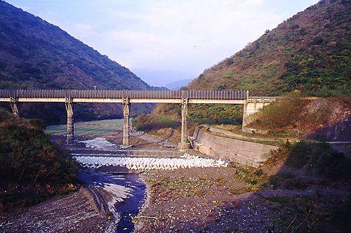 T280南迴鐵路落山風儀鐵橋