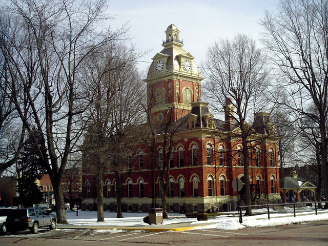 LaGrange County Courthouse - Indiana