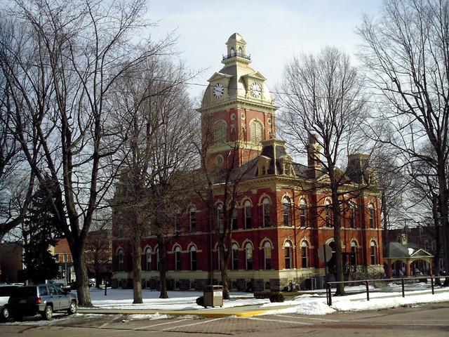 LaGrange County Courthouse - Indiana