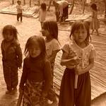 Hmong Kids - Luang Prabang, Laos