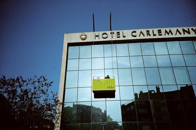 Hotel Carlemany Girona Espagne