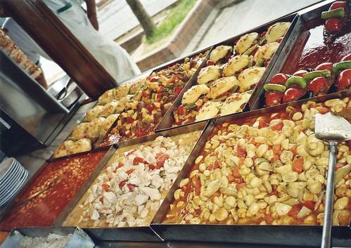 Turkey travel report oct nov 2006 part 2 turkey travel for Divan kebab carte