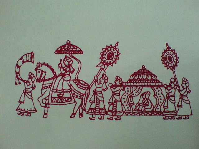 indian wedding clipart free