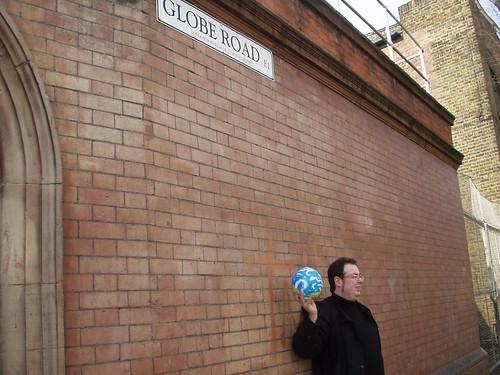 globe road