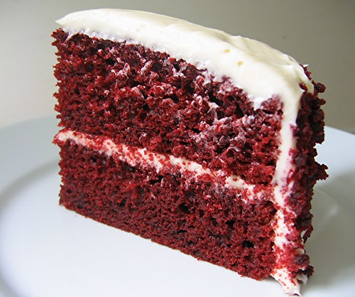alpineberry: Red Velvet Cake
