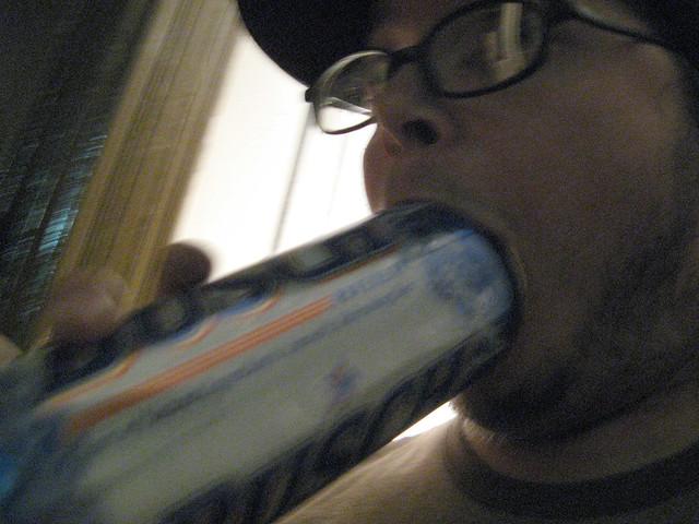 adult soda. @ 131 tompkins, 3.24.07